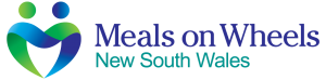 New South Wales Meals on Wheels Brand Logo